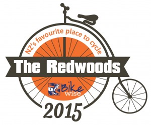 Fav places logo - The Red woods